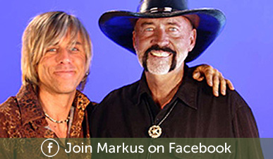 Find Markus Rothkranz on Facebook.